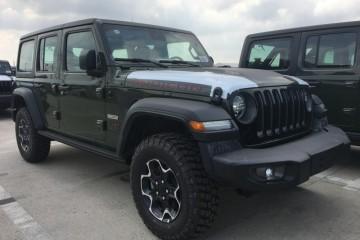 估计6月份上市全新Jeep牧马人Rubicon限量版
