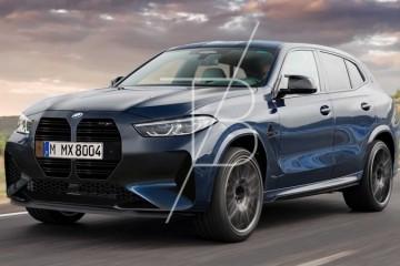 宝马X8M或选用全新渠道估计2021年上市/宝马最贵量产车型
