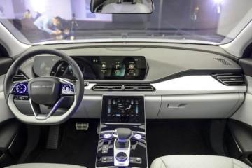 北汽放大招BEIJING-X7敞开预售预价格10-15万送终身免费保养