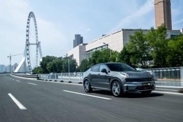 连续5个月销量突破4000台,领克05成为年轻人的轿跑SUV首选